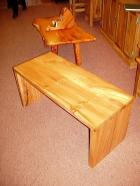 Elm Contemporary Coffee Table