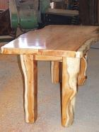 Yew Traditional Coffee Table