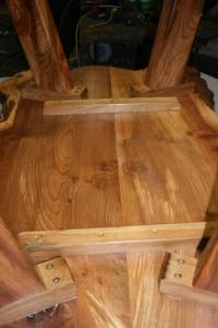 6ft Large Elm Coffee table
