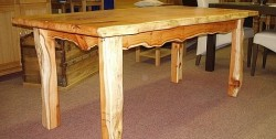 MnN Furniture makers of once off solid wood pieces